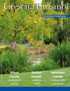 Crescita Turismo Professional Tourism Book 2