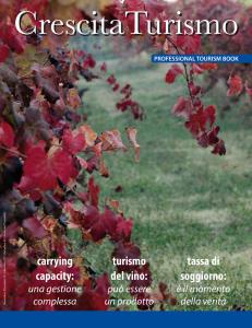 Crescita Turismo Professional Tourism Book 3