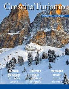 Crescita Turismo Professional Tourism Book 4